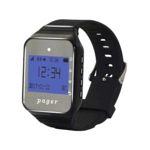 RECS R-02B Watch Pager