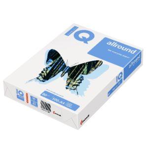 Бумага A4 IQ Allround