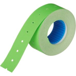 Этикет лента 21х12 (зеленая)
