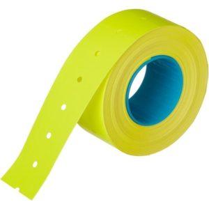 Этикет лента 21х12 (желтая)