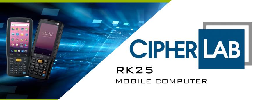 CipherLab RK25