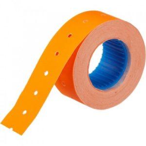 Этикет лента 21х12 (оранжевая)